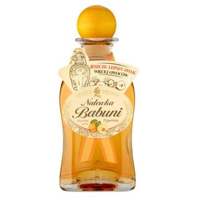 Nalewka Babuni quince tincture 18% 500ml