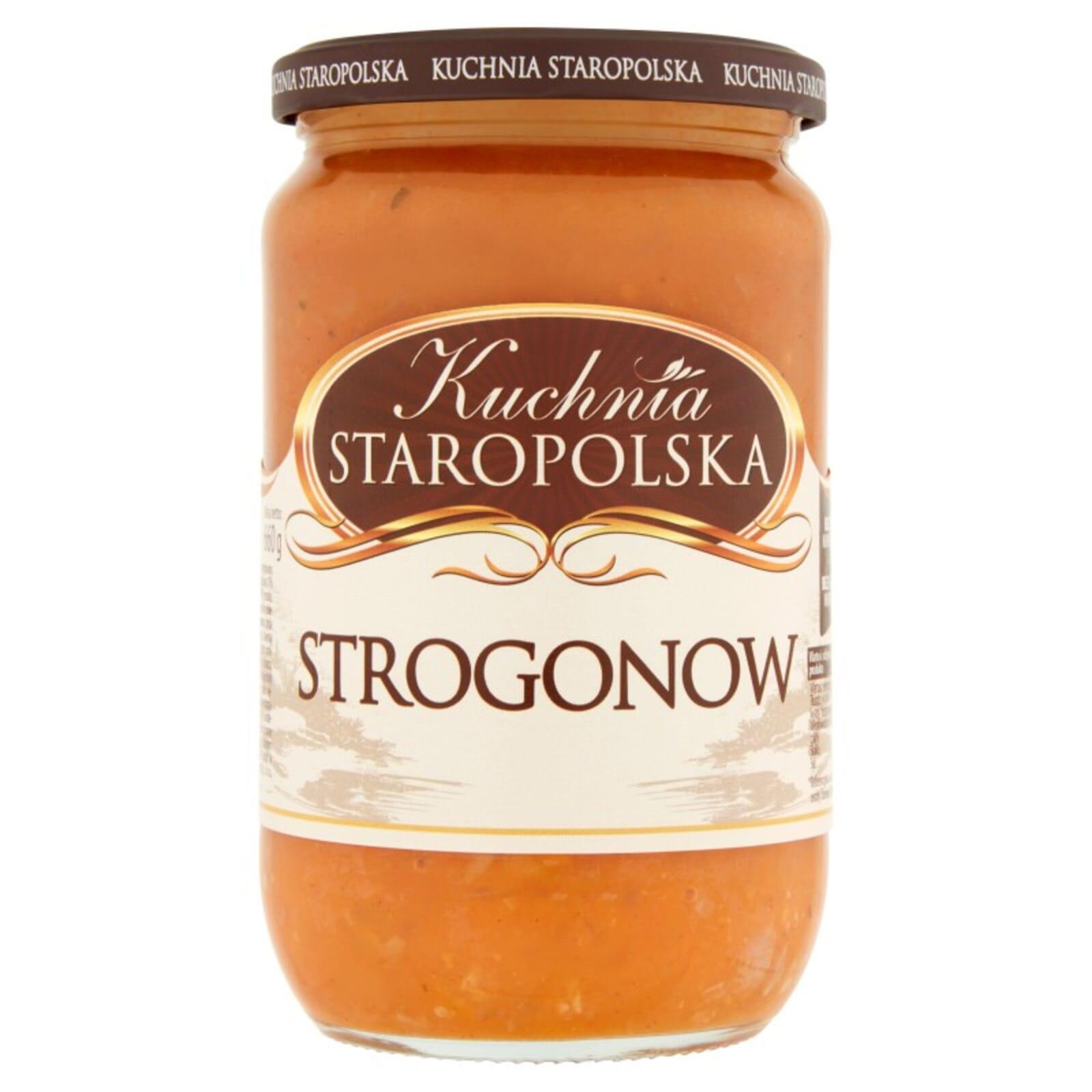 Danie Strogonow Kuchnia Staropolska 660g Kaufen