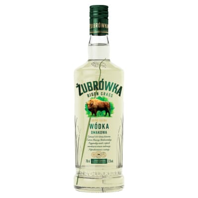 Zubrowka vodka 37.5% 700ml