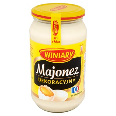 Winiary dekorative Mayonnaise 700ml
