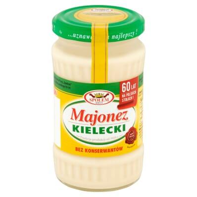 Kielecki mayonnaise Spolem 310ml