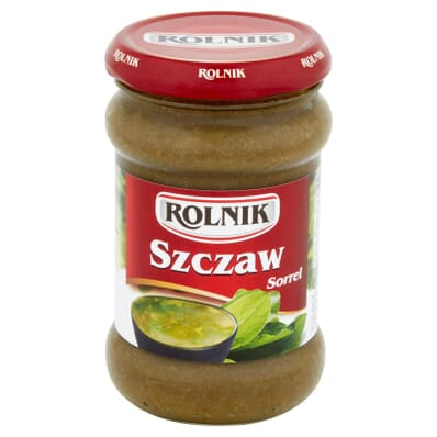 Pickled sorrel Rolnik 315ml