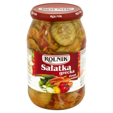 Greek salad Rolnik 900ml