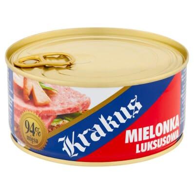 Luksusowa pork luncheon meat Krakus 300g