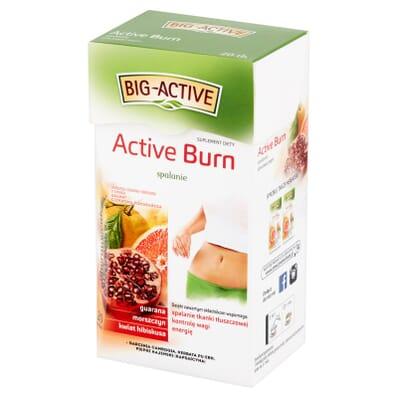 Herbata Active Burn spalanie Big-Active 20 torebek
