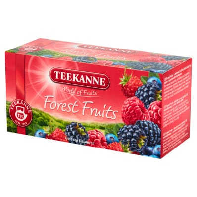 Forest Fruits tea Teekanne 20 bags
