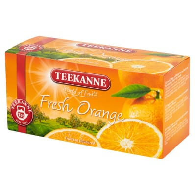 Fresh Orange tea Teekanne 20 bags