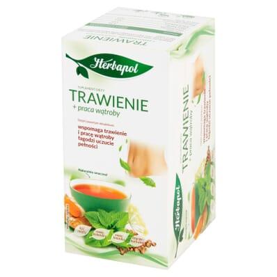 Digestion +liver functioning tea Herbapol 20 bags