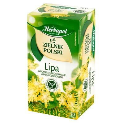 Zielnik Polski linden infusion Herbapol 20 bags