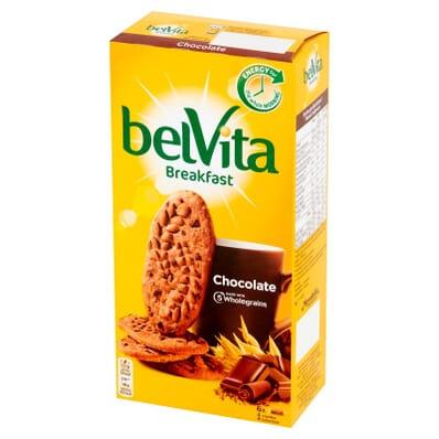 Biscuits de céréales au cacao belVita 300g