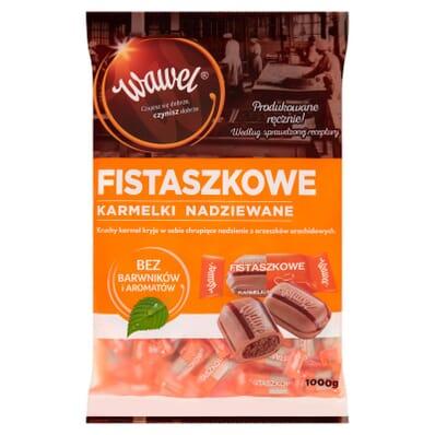 Fistaszkowe swees Wawel 1kg