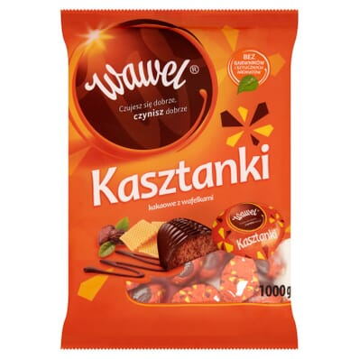 Kasztanki sweets Wawel 1kg