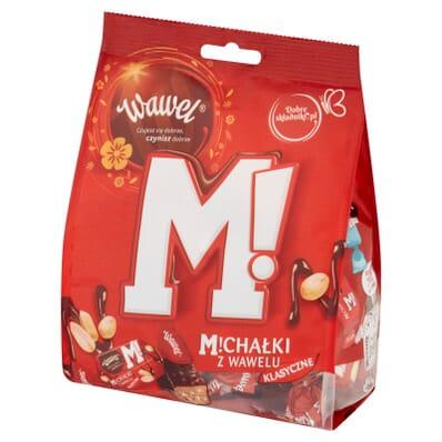 Classic Michalki sweets Wawel 280g