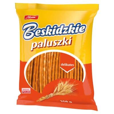 Delikatesowe Paluszki Beskidzkie breadsticks 250g