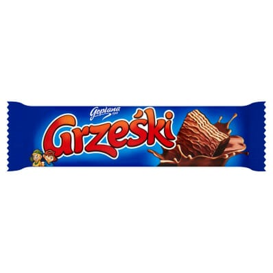 Chocolate bar Grzeski 36g