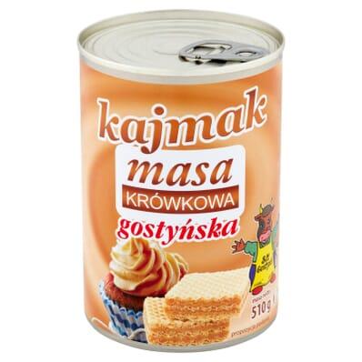 Gostynska fudge milk jam Kajmak 510g