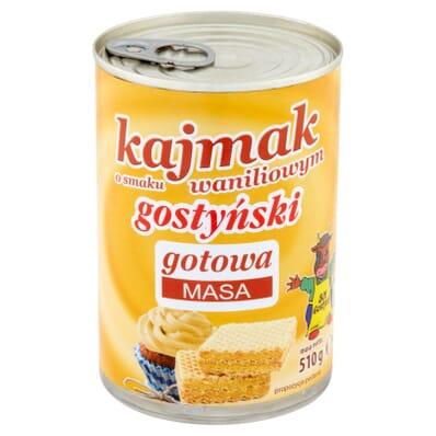 Vanilla milk jam 510g