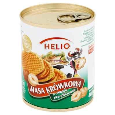 Nut milk jam Helio 400g