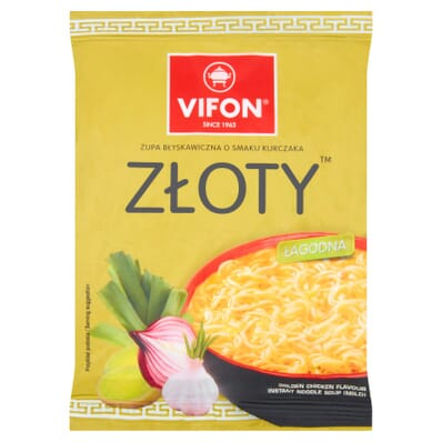 Instant golden chicken soup Vifon 70g