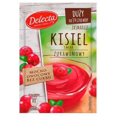 Cranberry kissel Delecta 58g