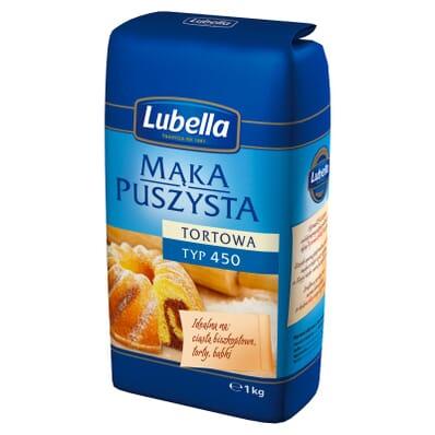 Puszysta Tortowa soft flour Lubella 1kg