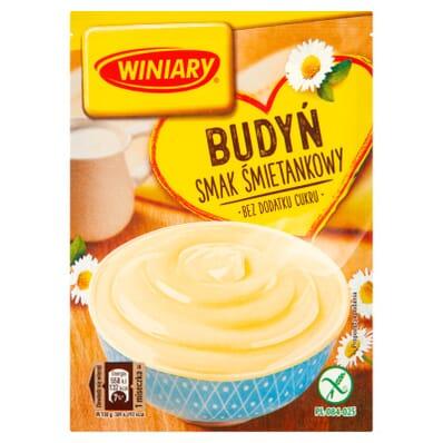 Pouding à la crème sans sucre Aksamitny Delecta 35g