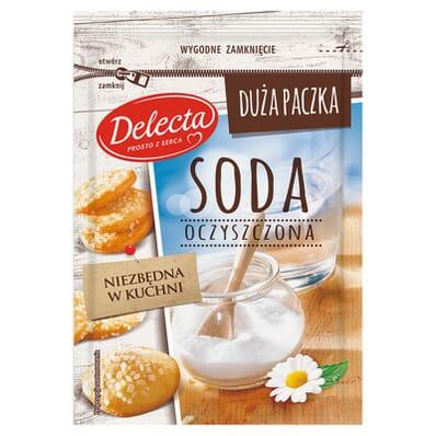 Baking soda Delecta 100g