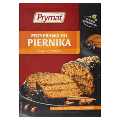 Gingerbread spice mix Prymat 20g