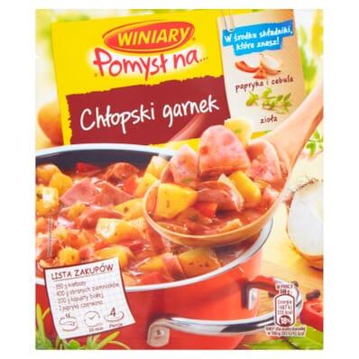 Pomysl na... Chlopski garnek spice mix Winiary 40g