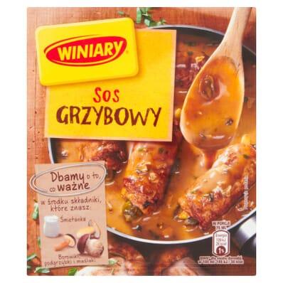 Mushroom sauce Winiary 30g