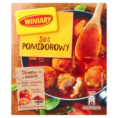Sos pomidorowy Winiary 36g