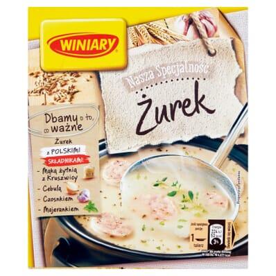 Zurek (white borscht) Winiary 49g
