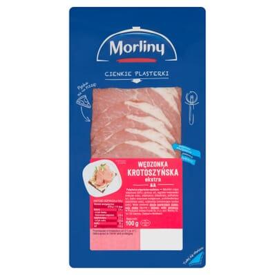 Krotoszynska ekstra smoked ham Morliny 100g