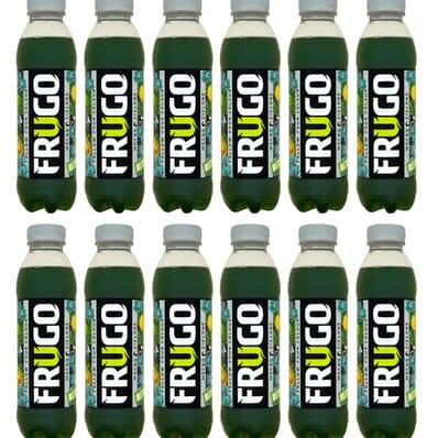 12x Napój Frugo zielone 500ml