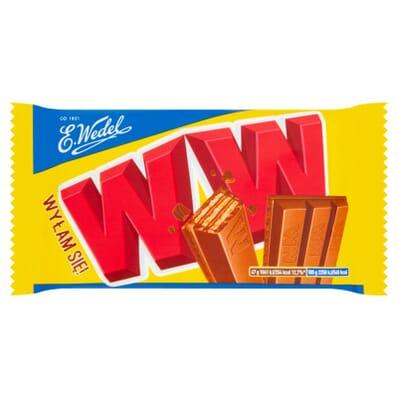 24x Wafel WW Wedel 47g
