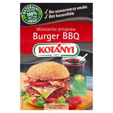 Przyprawa mieszanka Burger BBQ Kotanyi 25g
