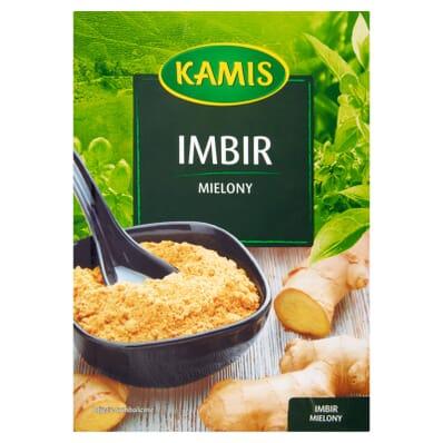 Przyprawa Imbir mielony Kamis 15g