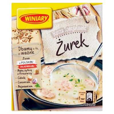 Zupa Żurek Winiary 49g