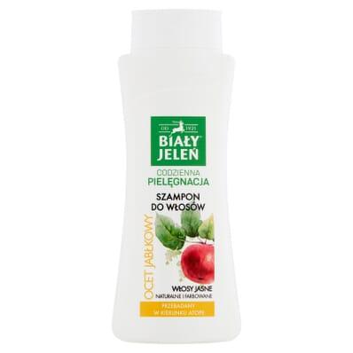 Hypoallergenic shampoo for fair hair Bialy Jelen 300ml
