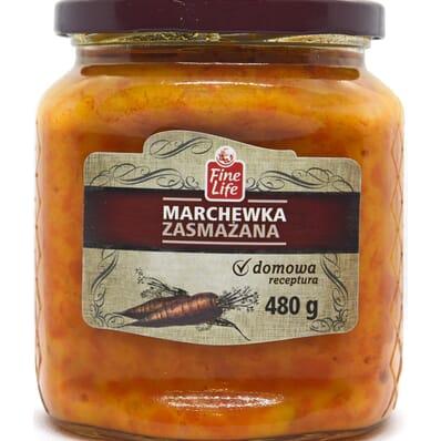 Marchewka zasmażana Fine Life 480g