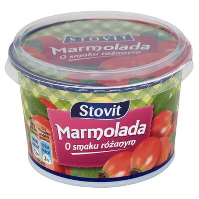 Marmolada o smaku różanym Stovit 320g