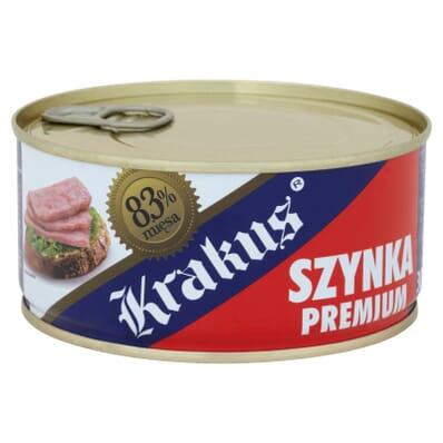 Szynka Premium Krakus 300g