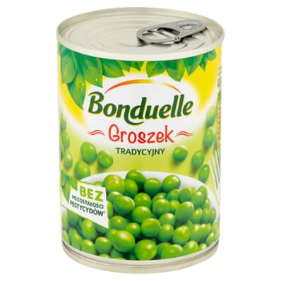 Groszek konserwowy Bonduelle 400g