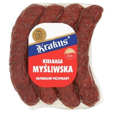 Jagdwurst sausage Krakus 270g