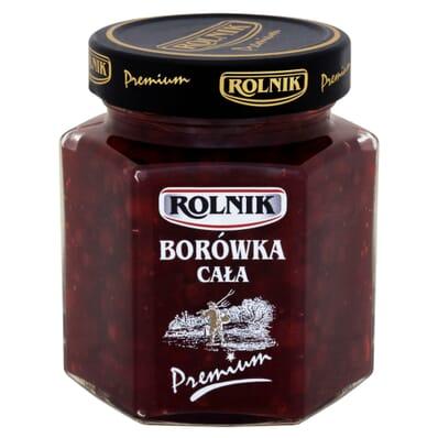 Whole bilberries Rolnik 300g