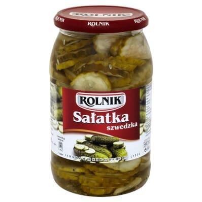 Swedish salad Rolnik 900ml