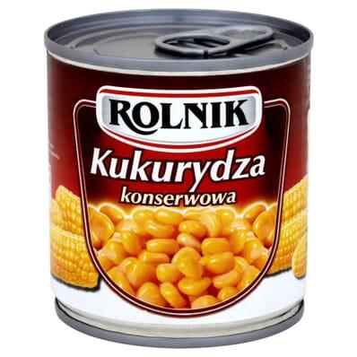 Canned corn Rolnik 340g