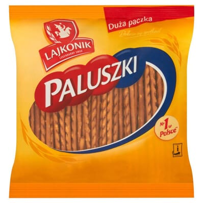 Salty sticks Lajkonik 300g